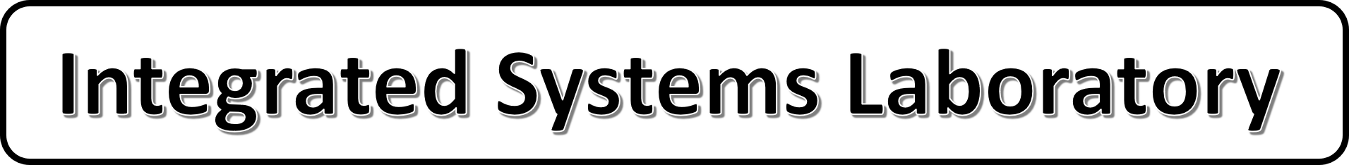 Integrated Systems Laboratory